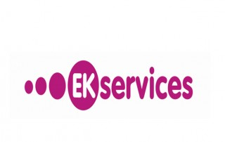 EK Services logo